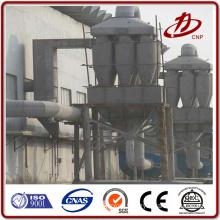 High temperature risistance ceramic multi-cyclone filter in coal-fired boiler