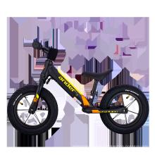 Детский самокат с регулируемой высотой на велосипеде
