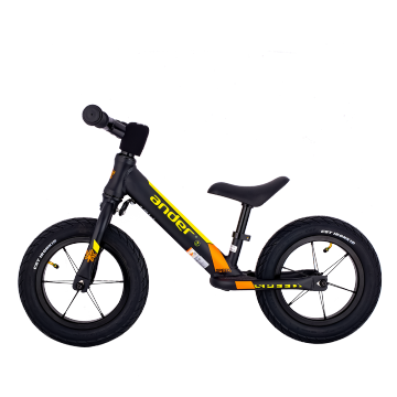 "12 ""Wheel kids push balance bike per bambini"