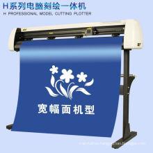 Precision Stepper Contour Sticker Paper Vinyl Cutting Plotter Machine