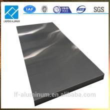 Feuille stratifiée en aluminium 6060 T6