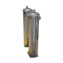 Filterpure Industrial High Flow Filter Edelstahl Gehäuse Wasseraufbereitung