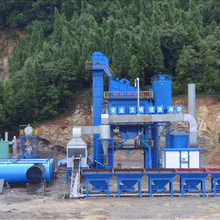 Modulare Asphaltmischanlage (QLB)