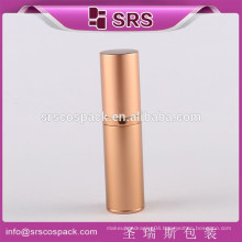 China Manufacture Cosmetic Container 15ml 30ml 50ml 80ml Round Aluminum Bottle 50 ml