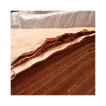 natural okoume veneers in Gabon 0.25mm thick for commercial plywood