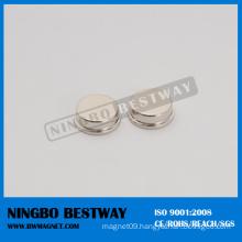 Bulk N35 Neodymium Magnets for Sale
