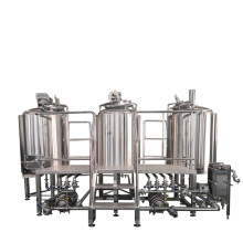 500L Beer Equipment for small craft brewery