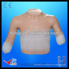 Modelo de modelagem avançado ISO de modelo de posição superior, tratamento de feridas