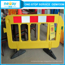 China Manufacturer of PE Hollow Barrier, Plastic Barrier