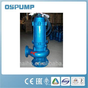 WQ/QW marine sewage pump