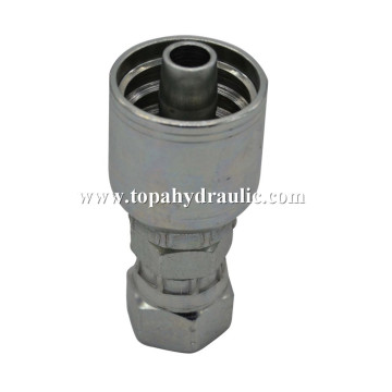 26711RW voss swaged stainless steel hydraulic fittings