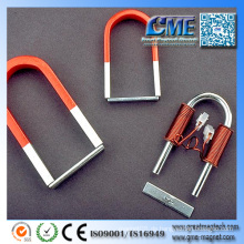 Hochwertiger U-geformter dauerhafter Magnet für Verkauf