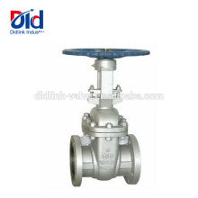 Api600 With Price 6 Inch Oil Wcb Flanged Parts Os&y Rising Stem Industrial Gate Valve