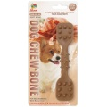 "Percell 6 ""Dura Chew Toy haltere Bacon Scent"