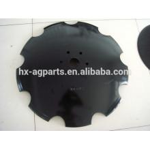 Детали дисковой бороны со смещением Все диски с зубчатой бороной