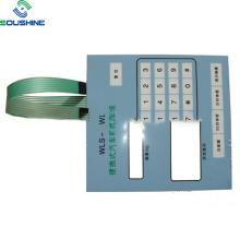 WLS Interruptor de membrana del conveniente sistema de pesaje de vehículos