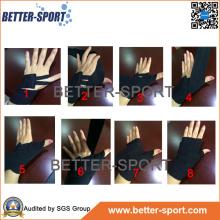 100% Coton Matériel Boxe Hand Wraps