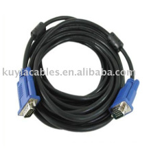 VGA 15 Pin Monitor Cable M/M 5Meters Blue