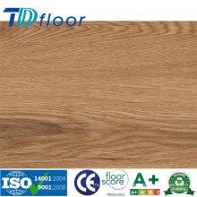 Лучшее качество деревянные ПВХ винил планка полы