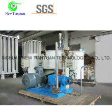 Pompe à gaz liquide cryogénique à GNL pour station de vaporisation à GNL pour l'emballage