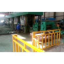 Máquina contínua de redução de espessura de aço em tandem