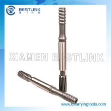 Herstellung von T45 Bohren Teile Schaft Adapter mit ISO-Zertifikat
