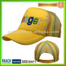 Tissu en maille de chapeau TC-0010