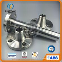 A182 F316 acier inoxydable longue collerette de cou de soudure (KT0308)