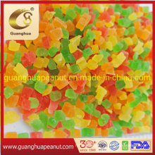 Healthy Sweet Delicious Tasty Cheap New Crop New Fragrance Dried Papaya Dices