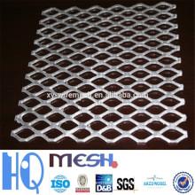 Maille en métal expansé en aluminium / Maille métallique en acier inoxydable / Maille métallique en acier galvanisé