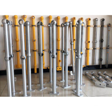 Hot DIP Galvanized Steel Pipe Handrail Stanchion for Staircase