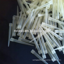yellow plastic pipette tips for Qiujing 4x49