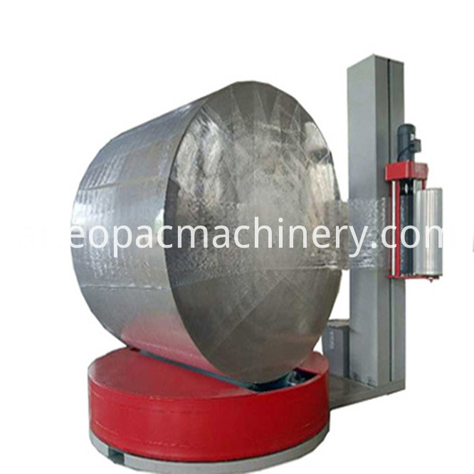 Cylinder Packaging Machine