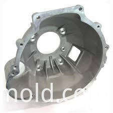 Magnesium Mold Gearbox Housing