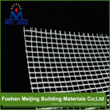 le plus bas prix en fiber de verre maille arrière de la mosaïque de verre en tant que fabricant