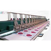 Mixed 20 cabeças Chenille / Chain-stitch Bordados máquina