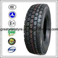 Tata Truck Parts, Radial Truck Tyre 1000r20 18pr with Ttf