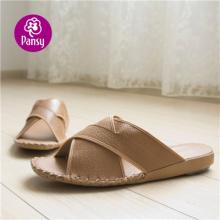 Stiefmütterchen Komfort Schuhe Hausschuhe Anti-Rutschen Indoor Hausschuhe für Mann Massage