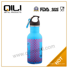 2014 newest aluminum bottle with painting