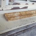 Ligne d'extrusion de profil en pierre PVC