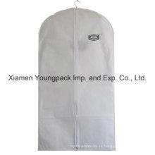 Cubierta de prendas de vestir de tela no tejida impresa personalizada