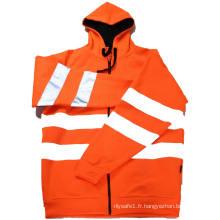 Veste réfléchissante / Veste de sécurité / T-shirt réfléchissant / Imperméable de sécurité