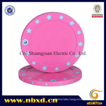 14G Clay Sticker Chip with Keychain Hole (SY-E21)