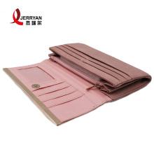Кожаный конверт кошелек держатель карты кошелек