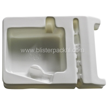 PS Белый внутренний лоток для электроники (HL-027)