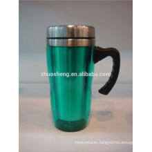 Promotion products Airtight Cup,Airproof Mug,Promotion Cup stainless steel inner plastic outside 2014