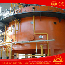 Cottonseed Cake Oil Extraction Process Machine