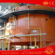 Máquina de processo de extração de óleo de bolo de semente de algodão