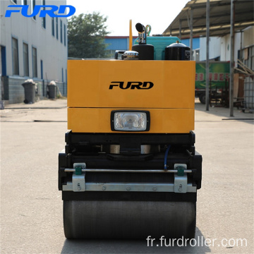 High Quality FYL-800CS Hand Operated Road Roller Compactors