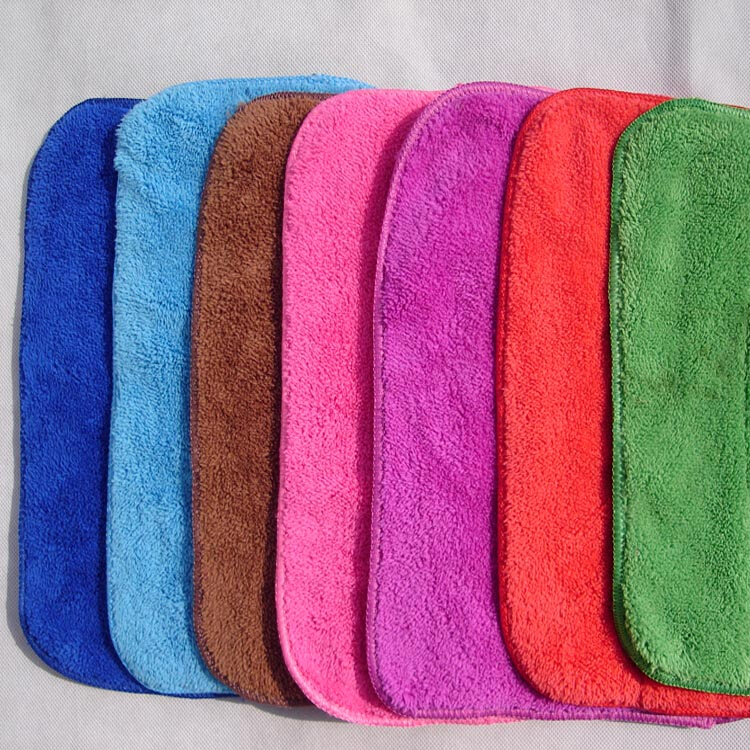 The polyester polyamide towels